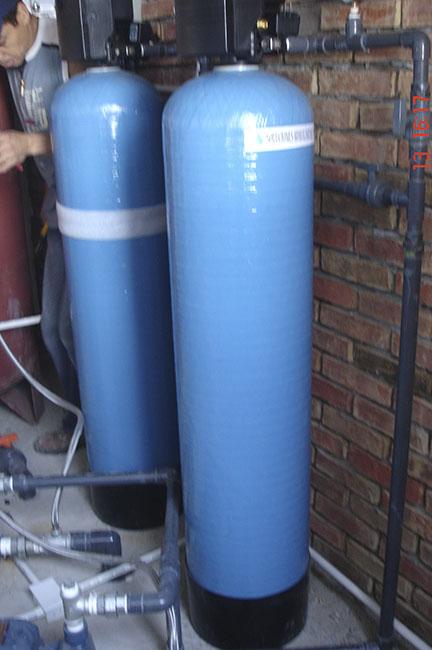 Filters in Fiberglass