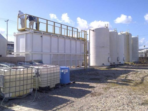 Wastewater Treatment Plants Industrial Chemical