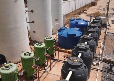 Sewage treatment plants Industrial Biological