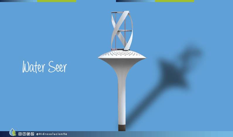Water Seer: Un dispositivo capaz de generar agua usando energía