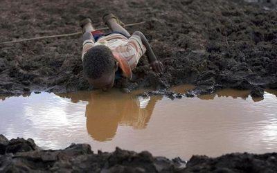 El agua insalubre te puede enfermar