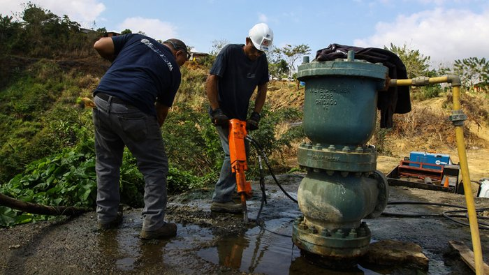 Desde hoy suspenderán agua en Caracas, Vargas y Miranda